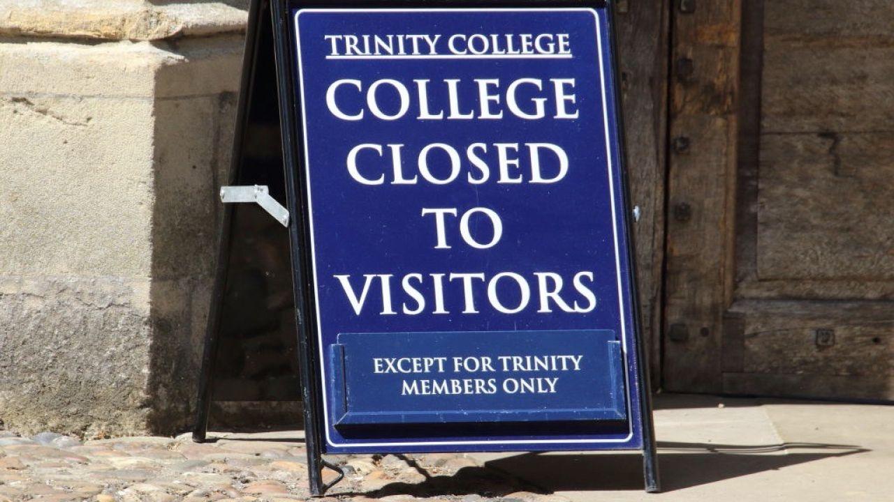 W analizie nie wskazano konkretnych uczelni (fot. Keith Mayhew/SOPA Images/LightRocket via Getty Images, zdjęcie ilustracyjne)