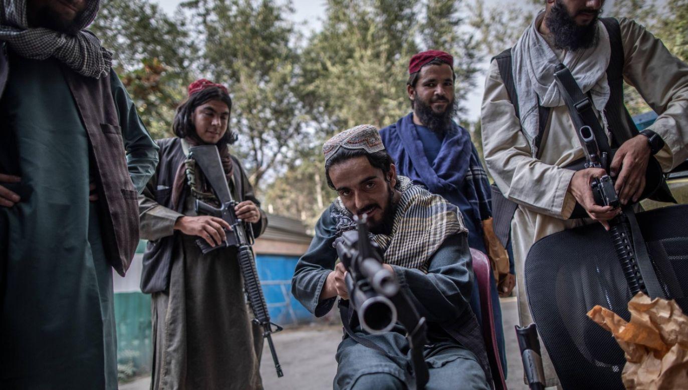 Talibowie przwrócą kary wynikajace z szariatu (fot. arch PAP/ Oliver Weiken/dpa)
