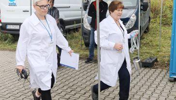 Sanepid sprawdza czy przestrzegane są warunki sanitarno-epidemiologiczne (fot. arch. PAP/Tomasz Gzell)