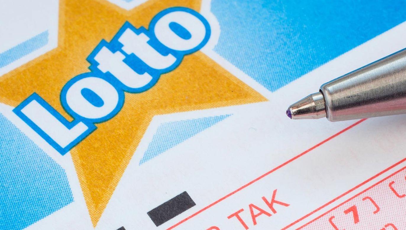 Wyniki Lotto z 20 września (fot. Shutterstock)