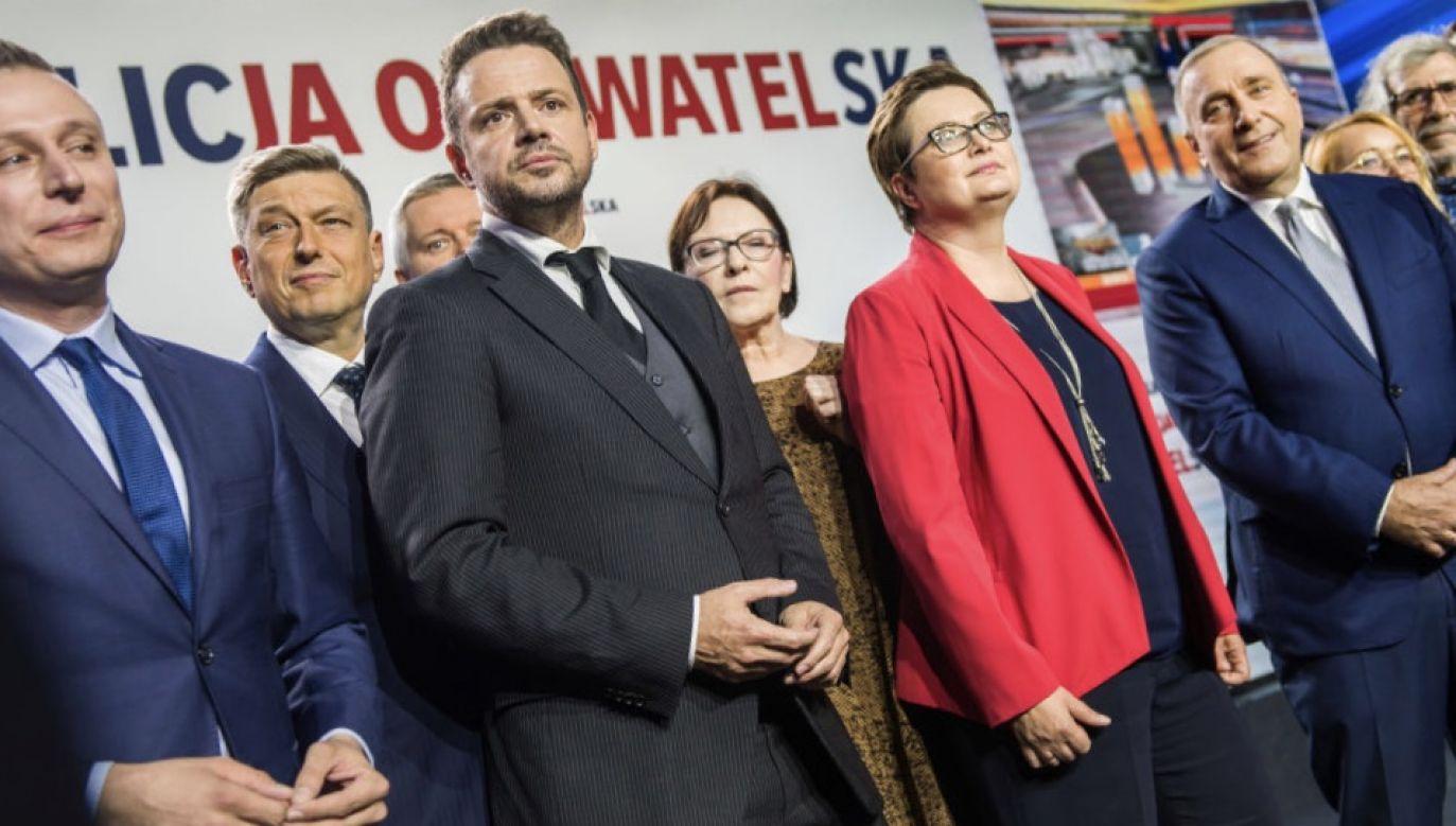 W czwartek zakończy się pierwsza kadencja prezydenta Dudy i tego dnia odbędzie się uroczystość zaprzysiężenia na drugą kadencję (fot. Attila Husejnow/SOPA Images/LightRocket via Getty Images)