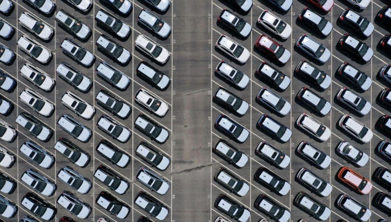 Automarket jest pierwszą w Polsce internetową platformą do zakupu samochodów, zintegrowaną z elektronicznymi kanałami banku (fot. Justin Sullivan/Getty Images)