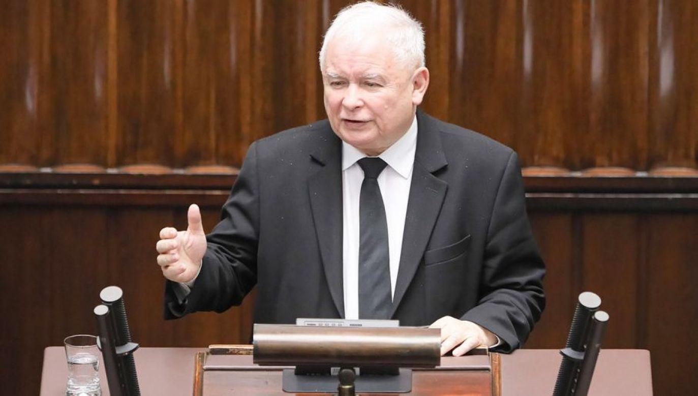 – Trzeba sobie jasno powiedzieć: sędzia jest niezawisły, ale jest tak samo funkcjonariuszem państwowym jak wszyscy inni i musi odpowiadać za swoje działania i musi przestrzegać ustaw (fot. PAP/Paweł Supernak)