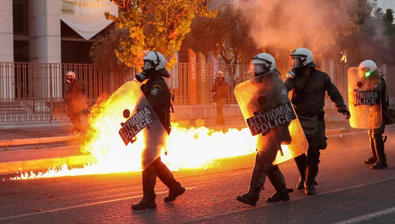 (fot. REUTERS/Alkis Konstantinidis)