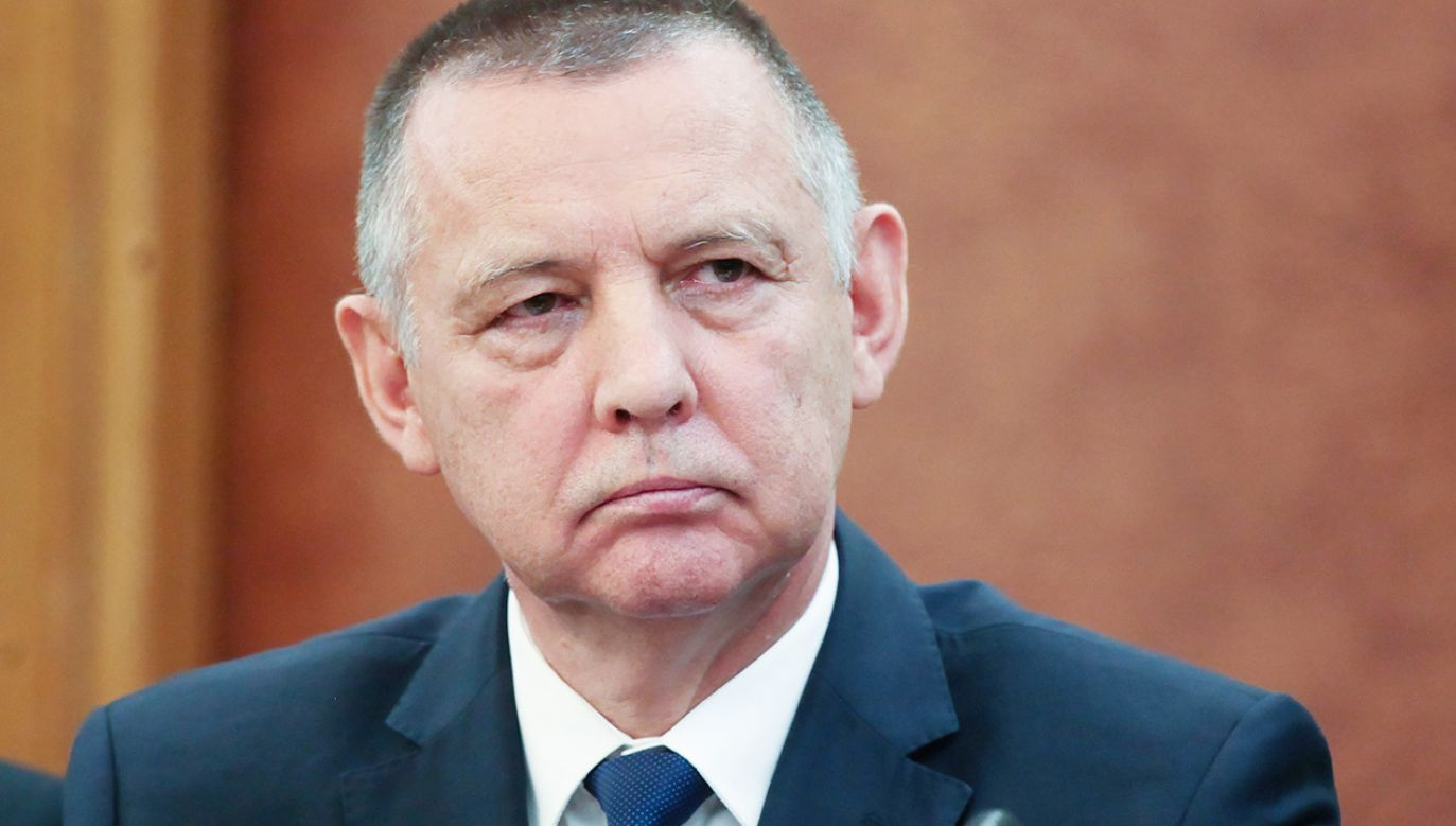 Prezes NIK Marian Banaś (fot. PAP/Mateusz Marek)