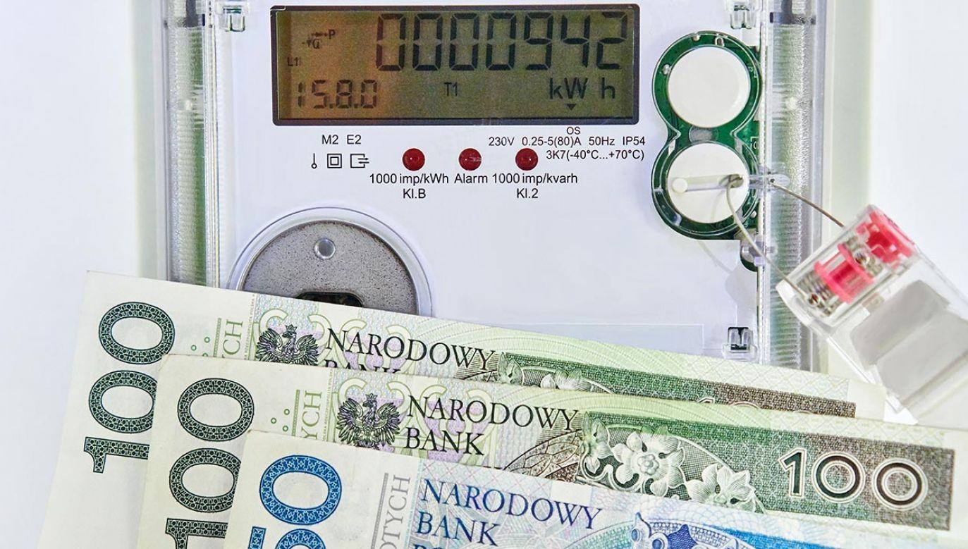 Rząd planuje wsparcie w związku z rosnącymi cenami energii (fot. Shutterstock)