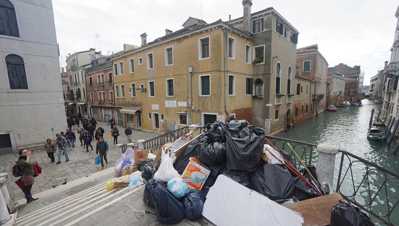 Wenecja otrzyma dotacje na renowację dziedzictwa kulturowego (fot. PAP/EPA/ANDREA MEROLA)