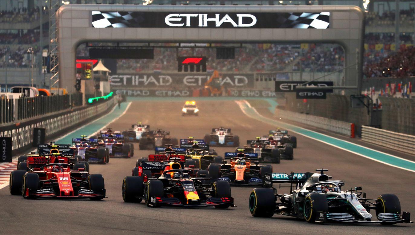 W przyszłym roku Robert Kubica nie wystartuje w F1 (fot. PAP/EPA/Srdjan Suki)