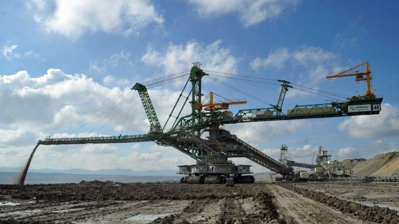 Powierzchnia odkrywki wynosi 2400 ha (fot. PGE/mat.pras.)