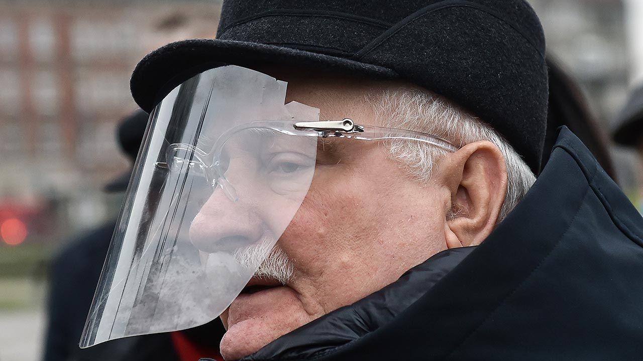 """""""Nikt inny nie był przygotowany na takie szybkie przegranie tego materiału"""" (fot. Forum/ Lukasz Dejnarowicz)"""