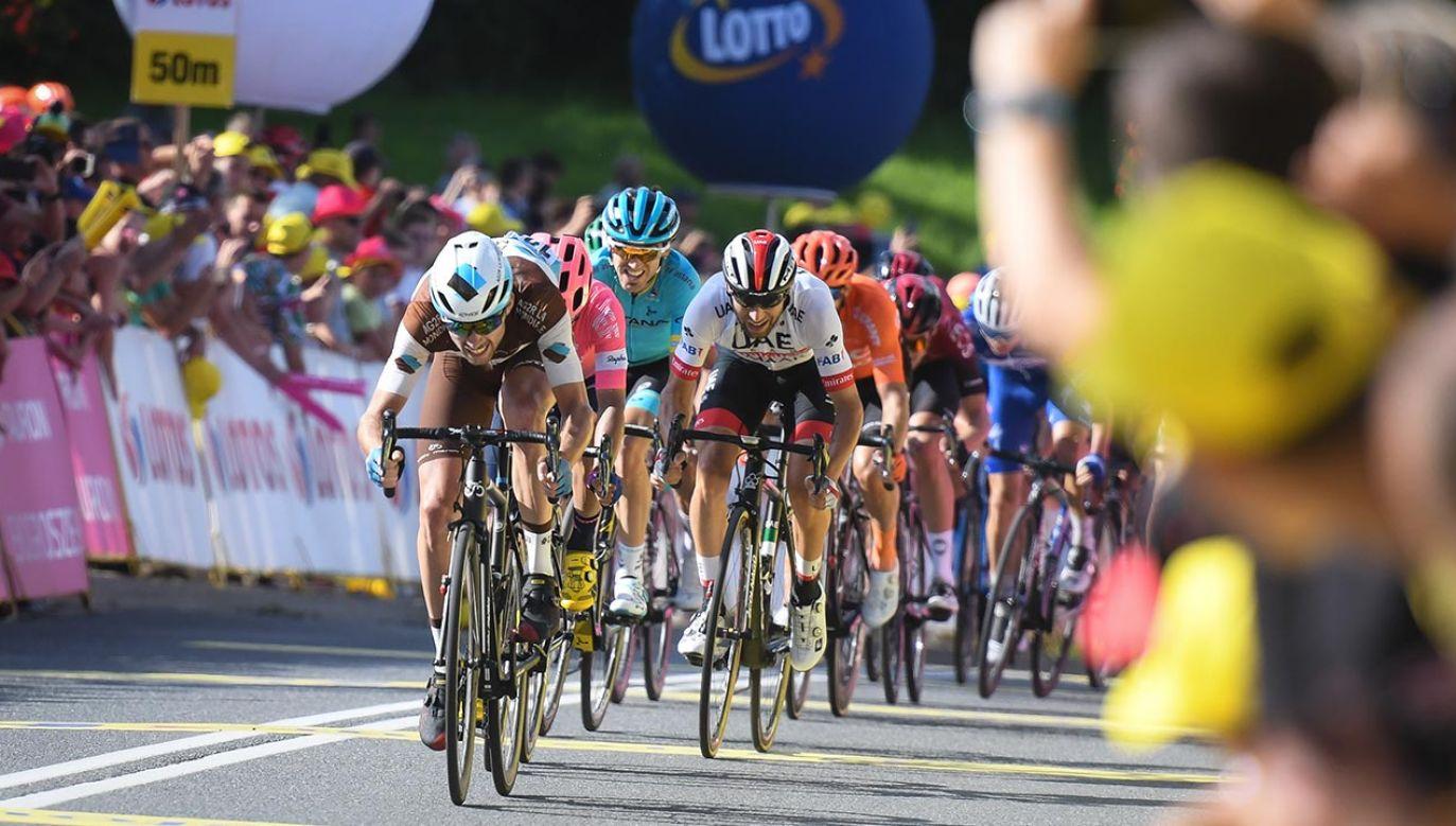 Wyścig odbędzie się w Chorzowie (fot.  Artur Widak/NurPhoto via Getty Images)