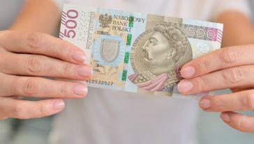Potwierdza się utrzymanie pozytywnego trendu wzrostu dochodów z pracy (fot. Shutterstock/whitelook)