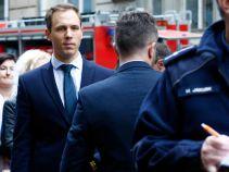 Tymczasem budynek sądu zostaje ewakuowany. Ktoś podłożył bombę! (fot. A. Grochowska)