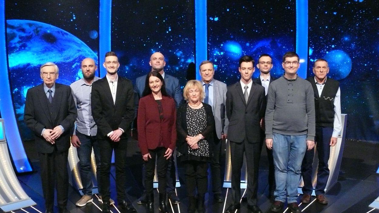 W 9 odcinku 117 edycji wystąpiło również dziesięcioro zawodników