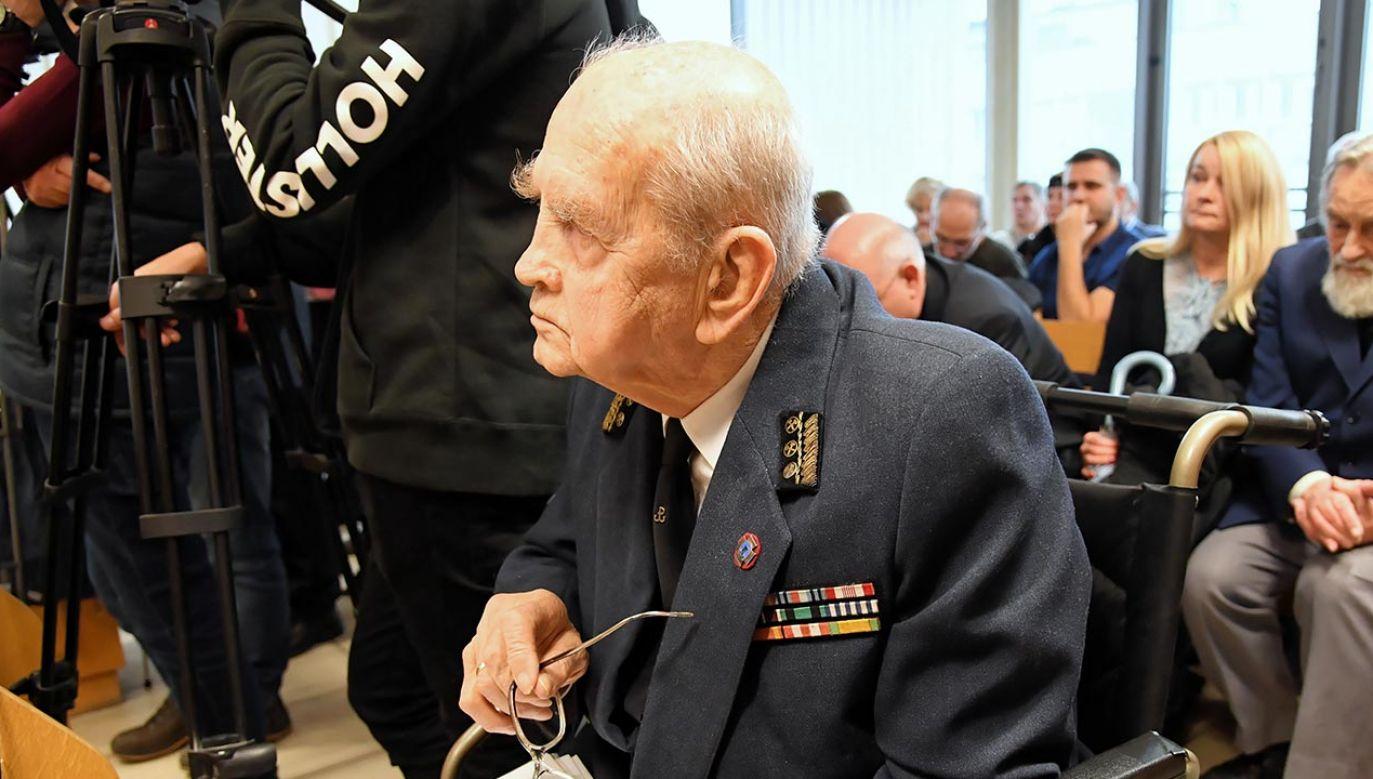 Kpt. Zbigniew Radłowski czeka na wyrok ponad siedem lat (fot. PAP/Jacek Bednarczyk)