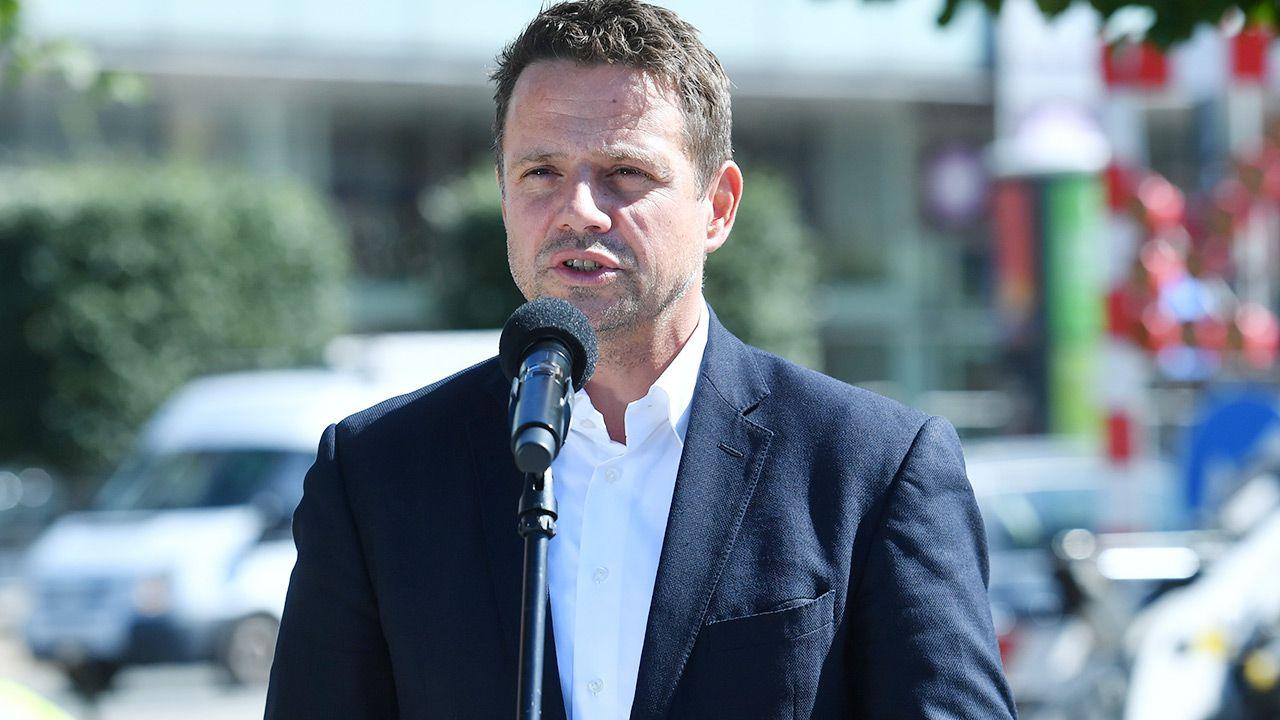 Rafał Trzaskowski aspirował na szefa PO (fot. PAP/Piotr Nowak)