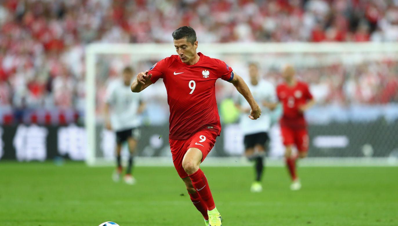 Robert Lewandowski stars in Poland's 23-man squad for World Cup 2018. Photo: Getty
