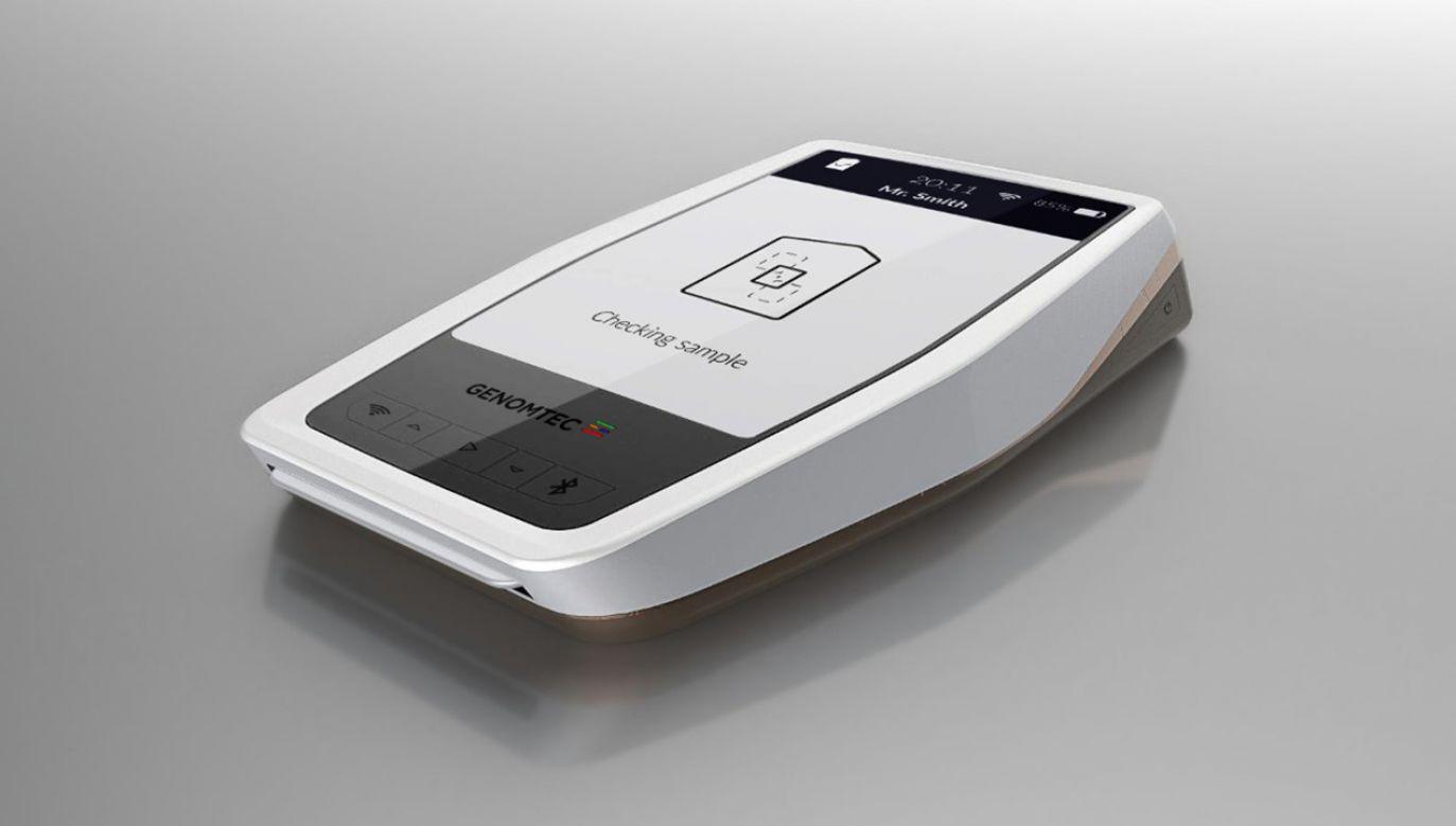 Wykorzystano znaną od 20 lat i używaną z rzadka w diagnostyce technikę izotermicznego PCR (fot. genomtec.com)
