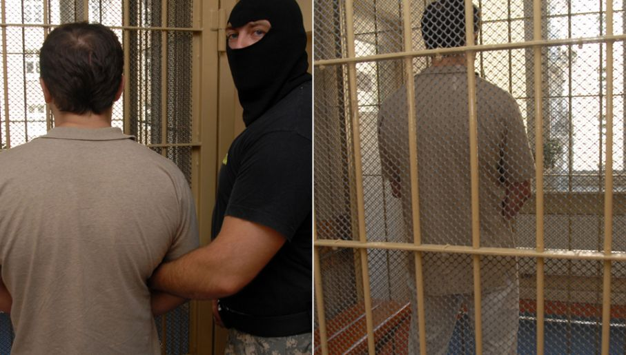 Zatrzymano lub doprowadzono z aresztów 11 gangsterów (fot. policja)