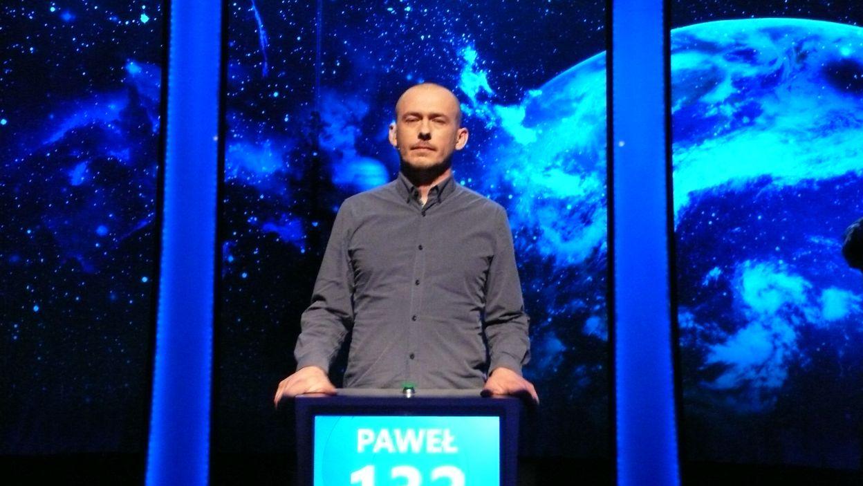 Zwycięzcą 8 odcinka 116 edycji został Pan Paweł Gwóźdź