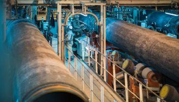 Nord Stream 2 sprzeciwia się między innymi Polska (fot. Nord Stream 2/mat.pras.)