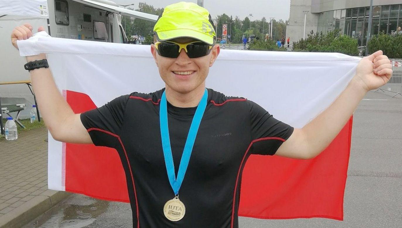 Zawody Ironman, które ukończył Piotr Młynarczyk, uważane są za najbardziej prestiżowe zawody triatlonowe na świecie (fot. FB/Piotr Mlynarczyk)