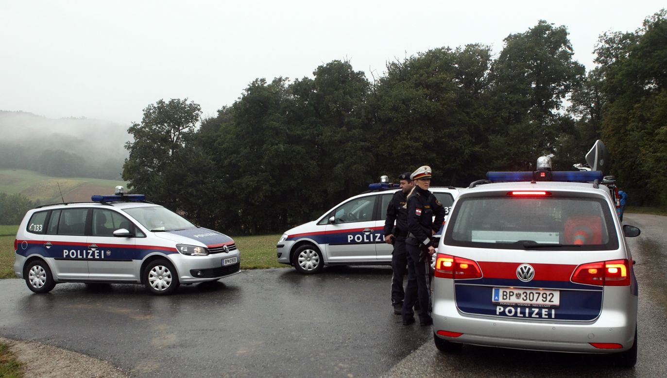 Kobieta sama zgłosiła się na policję (fot. Heinz-Peter Bader/Reuters)