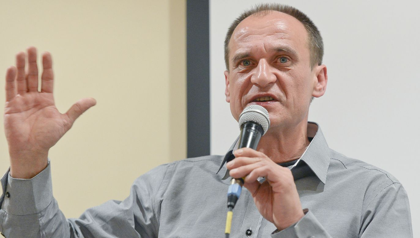 Kukiz zgodziłby się na współpracę? (fot. NurPhoto/NurPhoto via Getty Images)