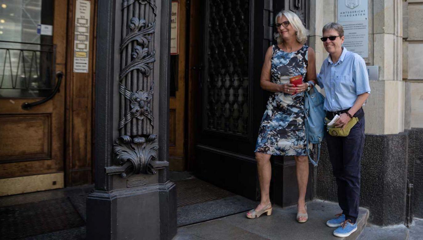 Według niemieckich przepisów lekarze nie mogą informować, jaką metodą przeprowadzają zabieg aborcji (fot. Till Rimmele/Getty Images)