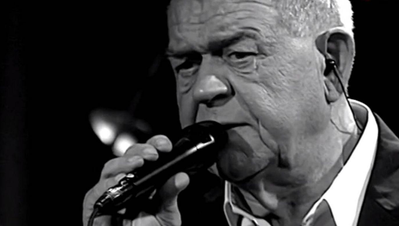 Piotr Nowak zmarł w wieku 71 lat  (fot. TVP)