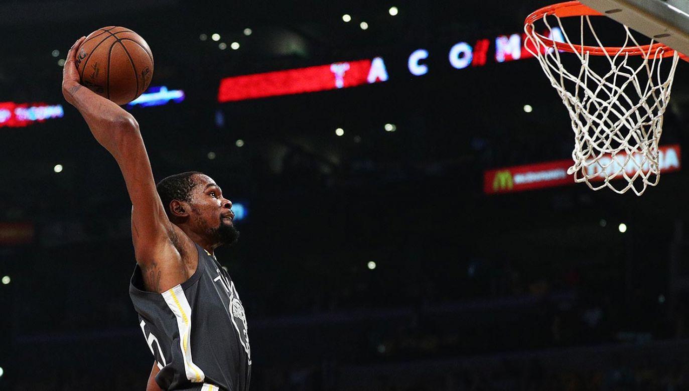 Kevin Durant mógł zostać członkiem gangu, wyrwał się z patologii dzięki koszykówce (fot. Yong Teck Lim/Getty Images)