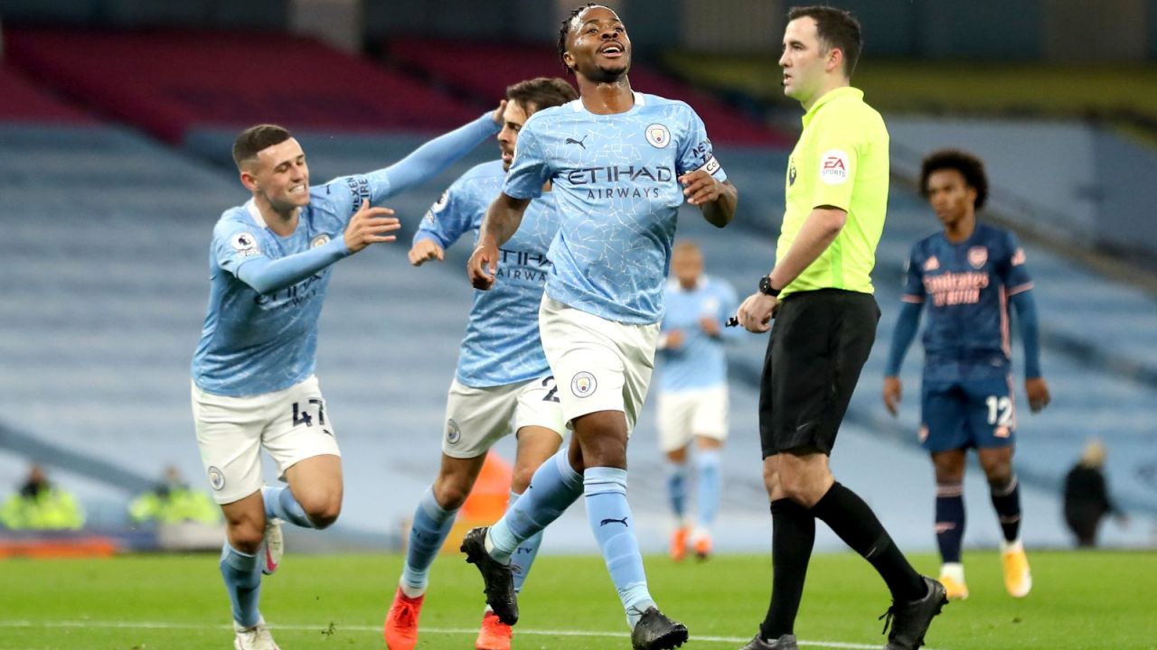Premier League: Manchester City – Arsenal: wynik, strzelcy, tabela (sport.tvp.pl)