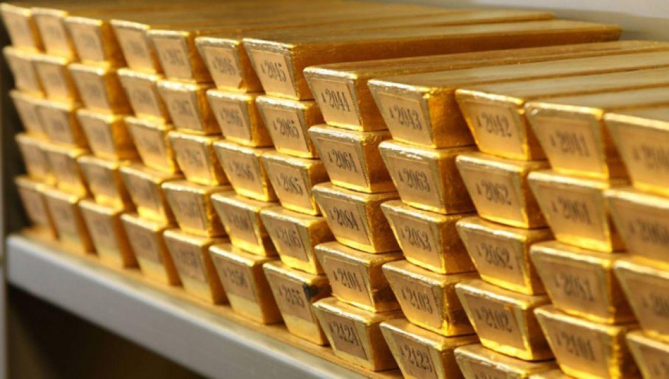 Oszuści oferowali pomoc w poszukiwaniu hitlerowskich skarbów (fot. FB/Deutsche Bundesbank, zdjęcie ilustracyjne)