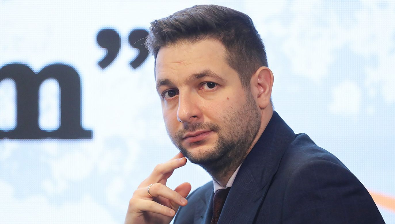 Patryk Jaki przebywa w izolacji (fot. PAP/Paweł Supernak)