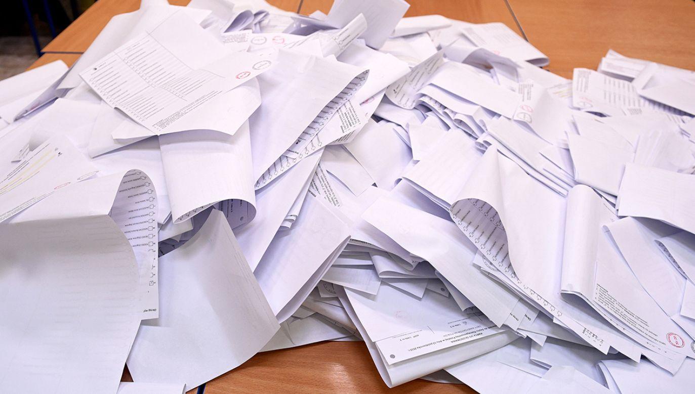 PiS złożył do Sądu Najwyższego protesty wyborcze dotyczące wyników wyborów w sześciu okręgach w wyborach do Senatu (fot. PAP/Darek Delmanowicz)