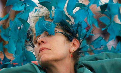 Frances McDormand. Fot. REUTERS/Eduardo Munoz