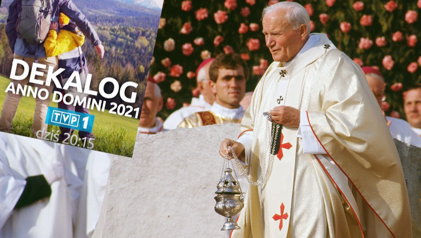 30 lat temu papież Jan Paweł II odbył pielgrzymkę do wolnej Polski (fot. Georges DeKeerle/Sygma via Getty Images)