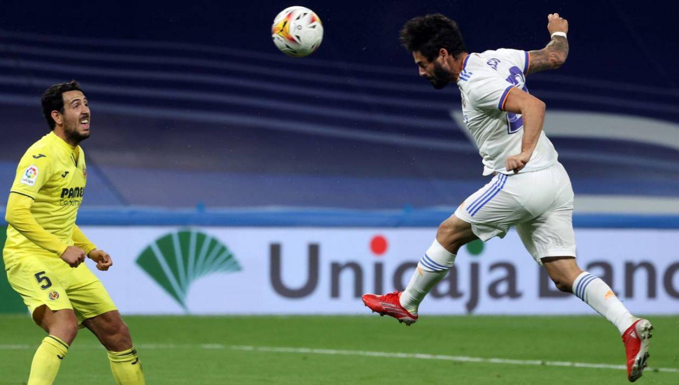 Real Madryt miał grać w Superlidze (fot. PAP/EPA/Kiko Huesca)
