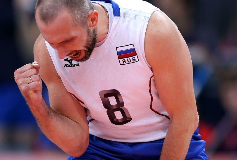 Rosjanie pokonali Bułgarów i awansowali do olimpijskiego finału! (fot. Getty Images)