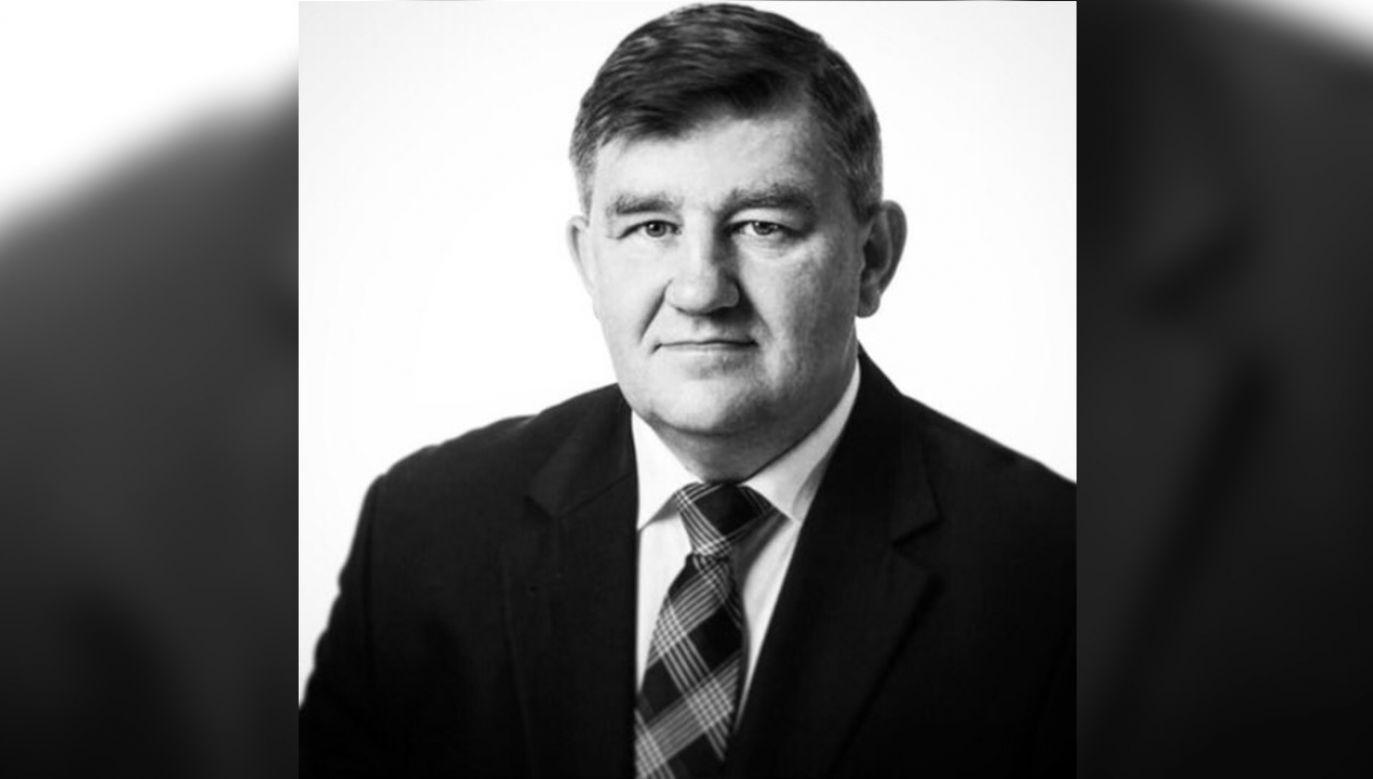 Marian Ormaniec miał 59 lat (fot. TT/Władysław Kosiniak-Kamysz)