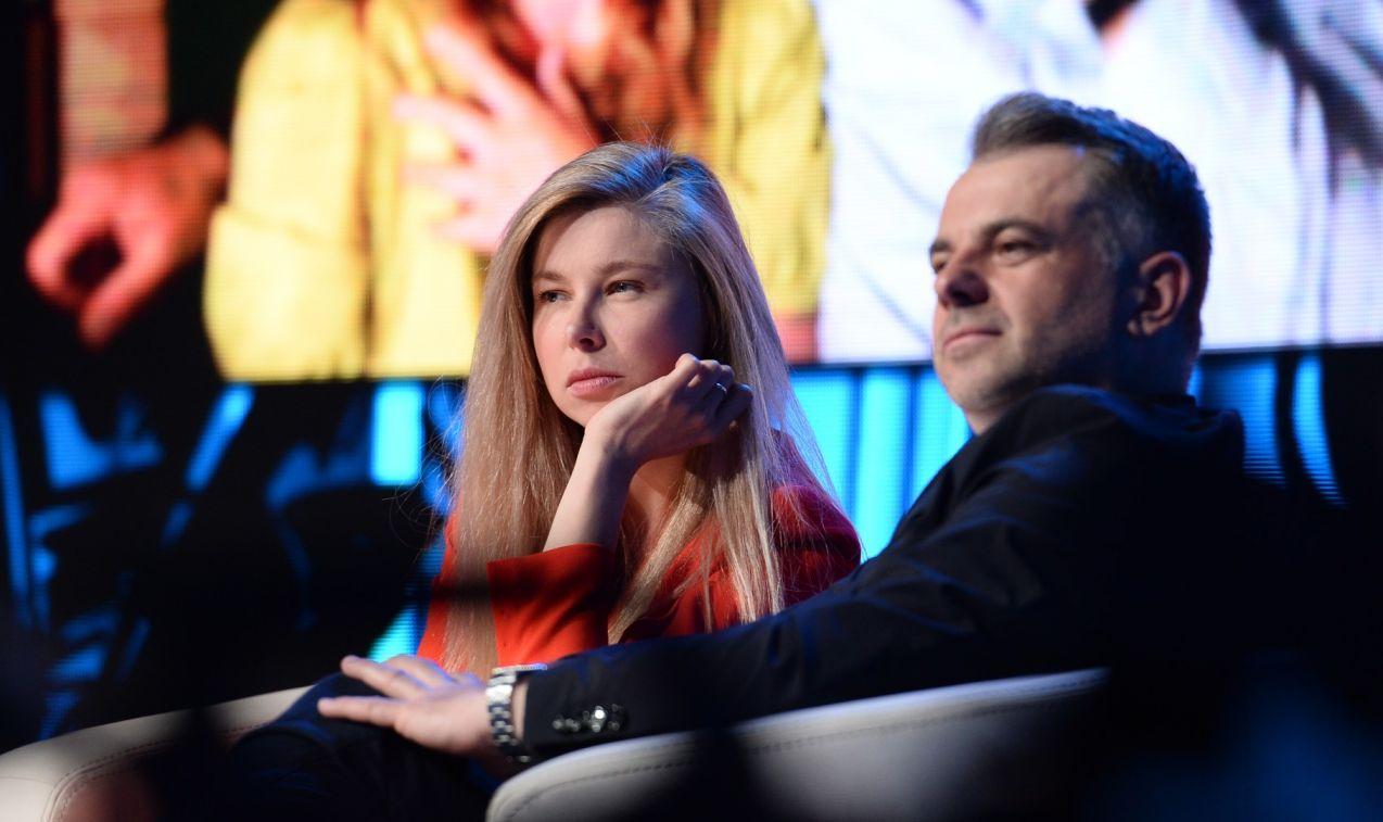 Pytania stanowiły nie lada wyzwanie! Należało wytężyć umysł, by odgadnąć prawidłową odpowiedź (fot. TVP/ Jan Bogacz)