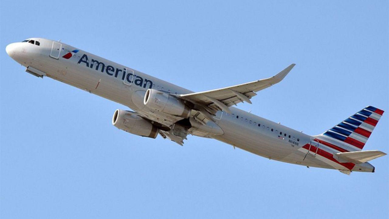 Airbus A321 bez przeszkód doleciał na Hawaje (fot. Wiki/Eric Salard)