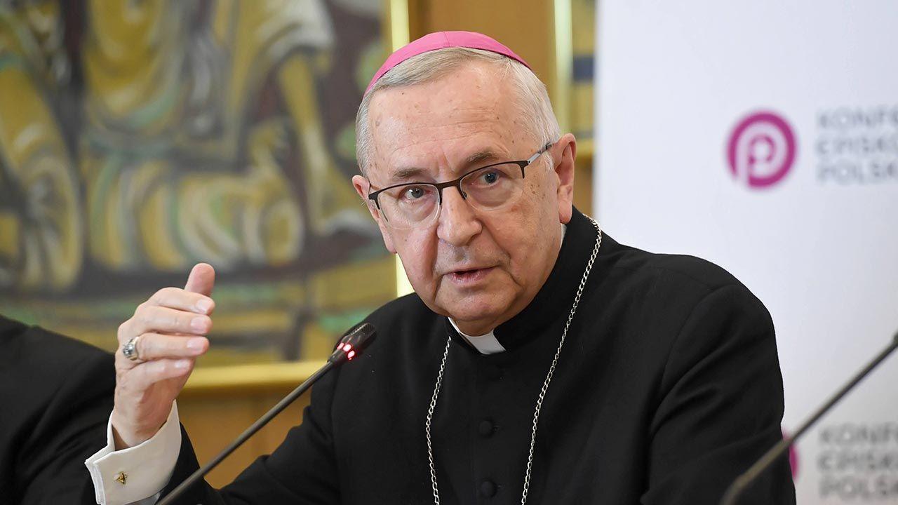 Abp Stanisław Gądecki wyraził smutek z powodu śmierci Polaka w Plymouth (fot. PAP/Piotr Nowak)