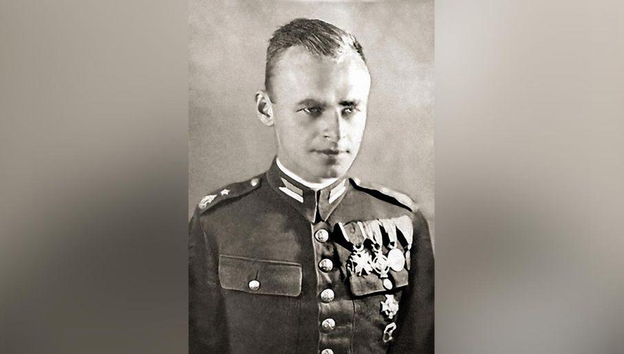 Rotmistrz Witold Pilecki (fot. PAP/Alamy)