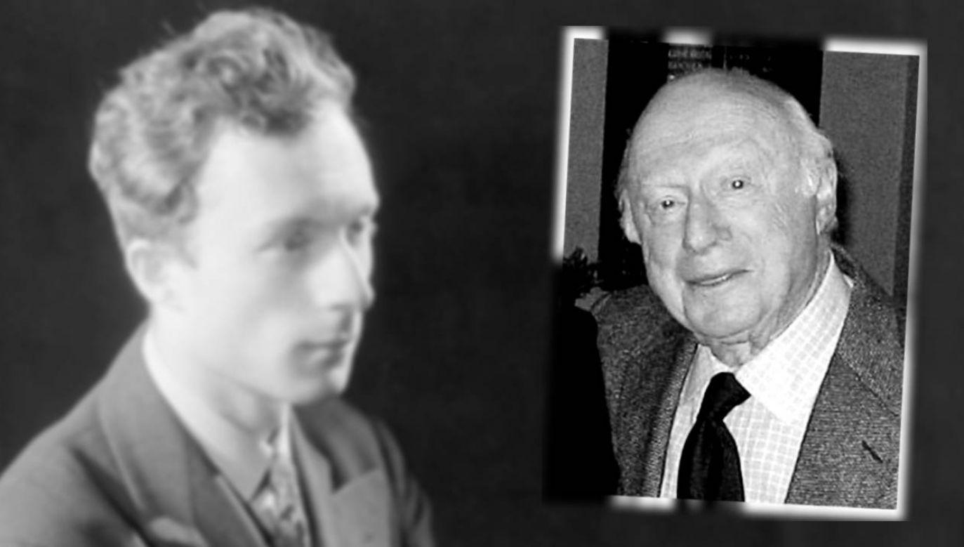Norman Lloyd debiutował w filmie w 1942 roku (fot. Federal Theatre Project/Wiki 3.0/Harry Cason)