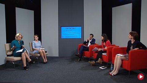 """Seminarium """"Fake-news"""" – ich wpływ na funkcjonowanie instytucji medialnych. Doświadczenia polskie i zagraniczne praktyki"""", cz. 1"""