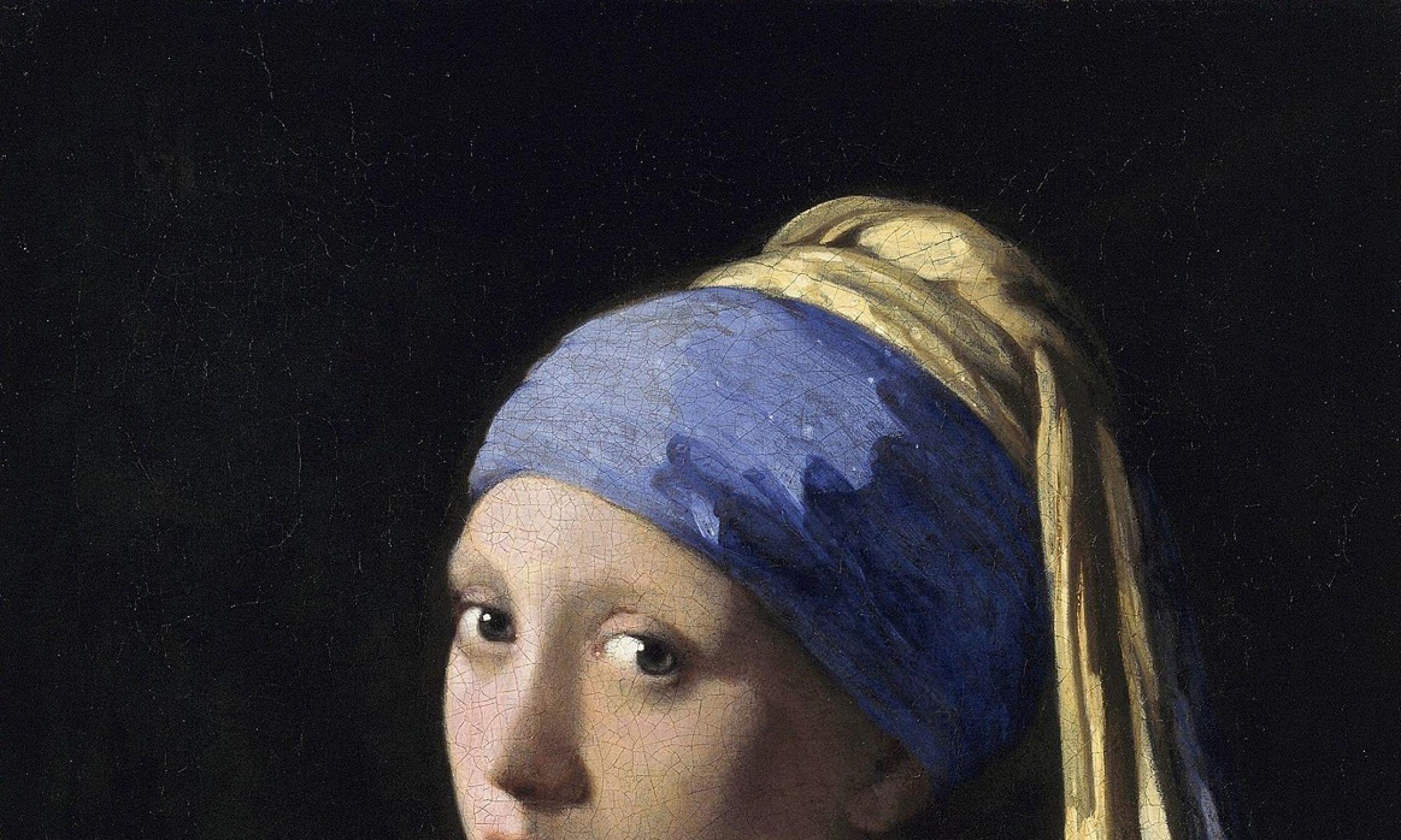"""Najsłynniejszy kolczyk świata? """"Dziewczyna z perłą"""" z obrazu Johanna Vermeera (ok. 1665). Fot. VCG Wilson/Corbis via Getty Images"""