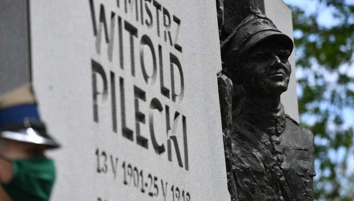 Rtm. Witold Pilecki został zamordowany przez komunistów (fot. PAP/Piotr Nowak)