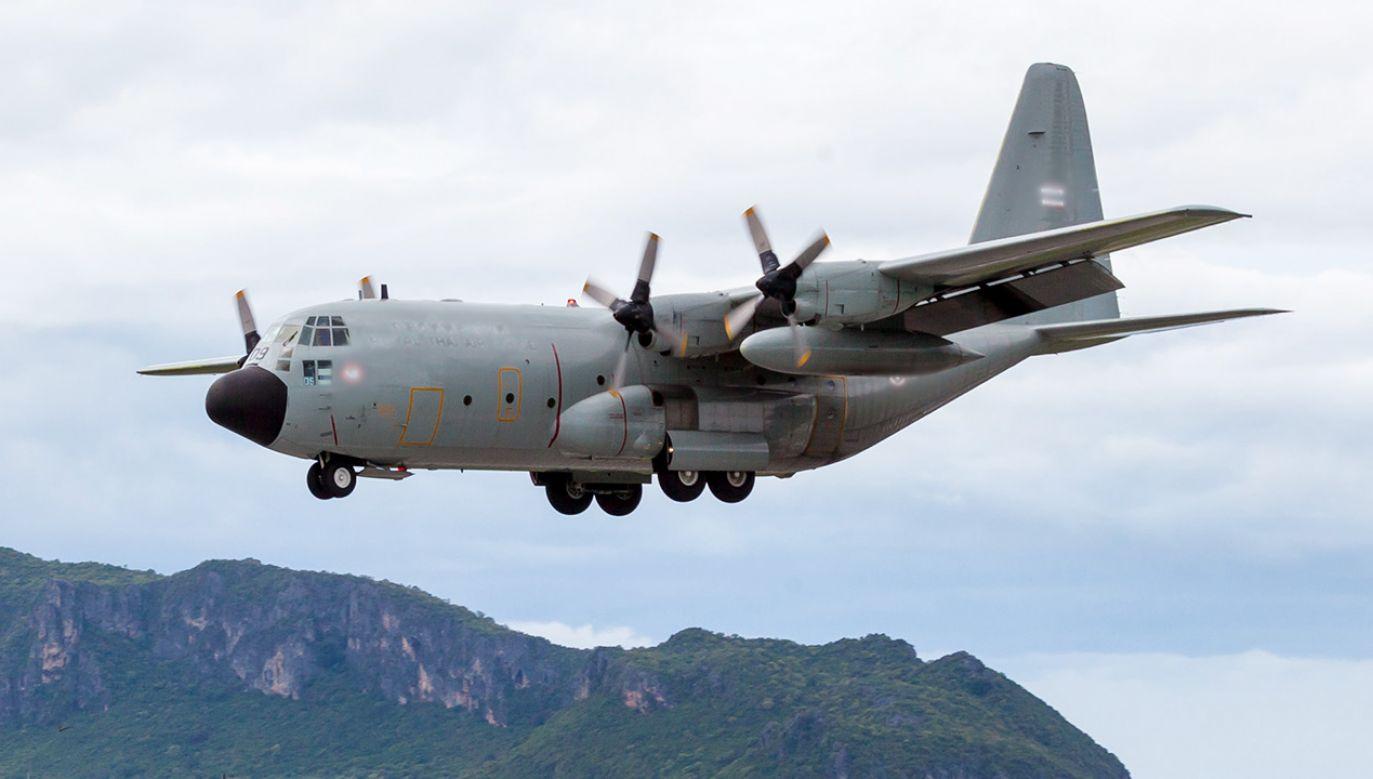 Polska podpisała umowę na pozyskanie pięciu samolotów C-130H (fot. Shutterstock)
