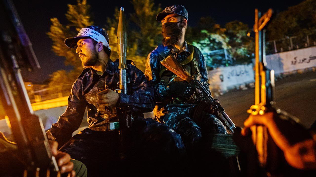 W Kabulu zabito tłumacza, który pracował dla Holandii (fot. Getty Images/MARCUS YAM / LOS ANGELES TIMES)